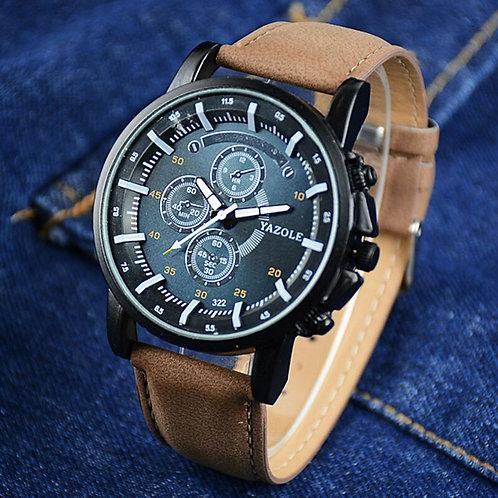 YAZOLE Men's Sport Watch Mens Watches Top Brand Luxury Luminous Men's Watch Men