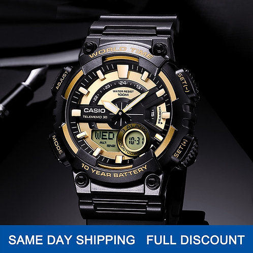 Casio Watch Selling Watch Men Top Luxury Set Military Digital Watches Sport 100m