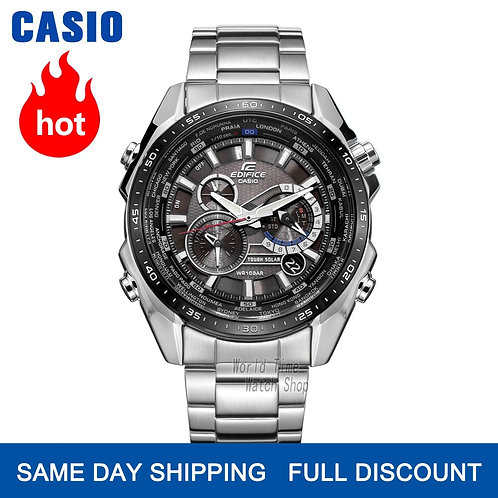 Casio Edifice Watch Men Luxury 100m Waterproof Wrist Watch Chronograph Men Watch