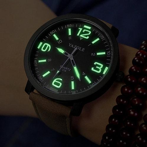2020 Luminous Watch Men Yazole Brand Luxury Fashion Sports Watches Male