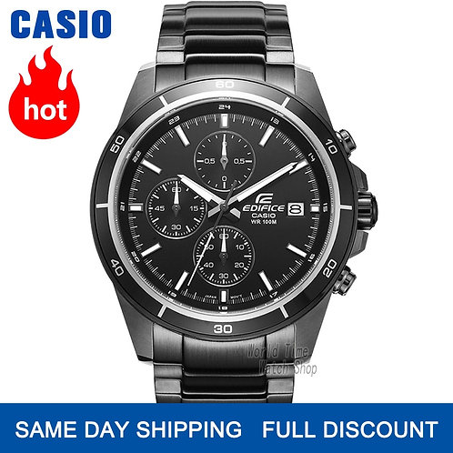 Casio Edifice Watch Men Top Luxury Set Waterproof Luminous Chronograph Men Watch