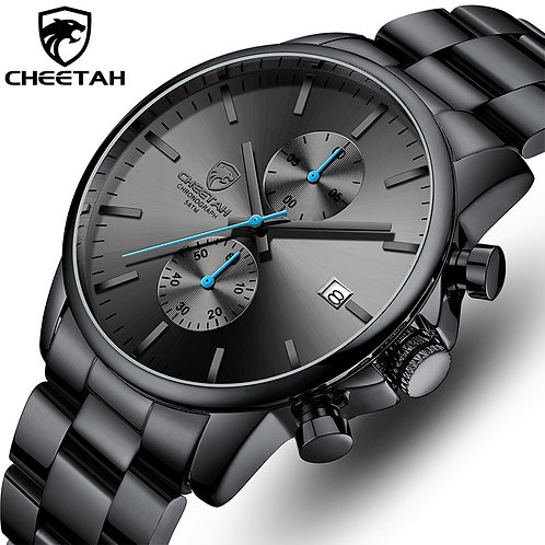 Watches for Men Warterproof Sports Mens Watch CHEETAH Top Brand Luxury