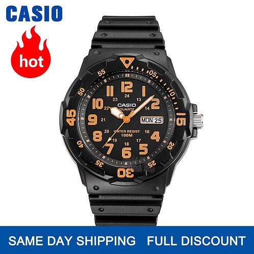 Casio Watch Diving Watch Men Set Top Brand Luxury Waterproof WristWatch Sport