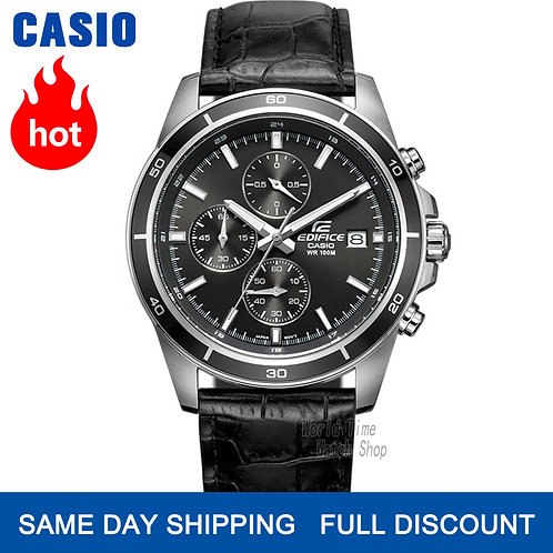 Casio Watch Edifice Watch Men Brand Luxury Quartz Waterproof Chronograph
