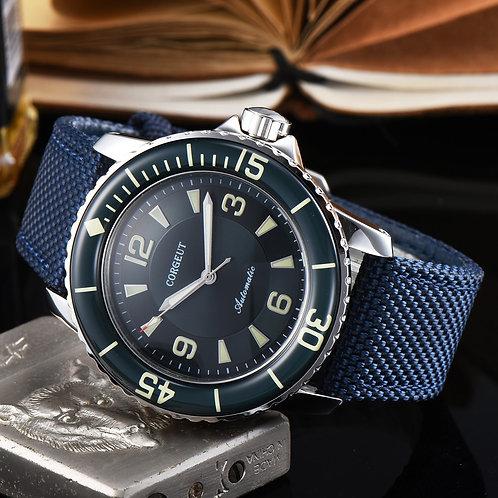 Corgeut 45mm Sport Design Clock Luxury Top Brand Miyota 8215 Mechanical Luminous