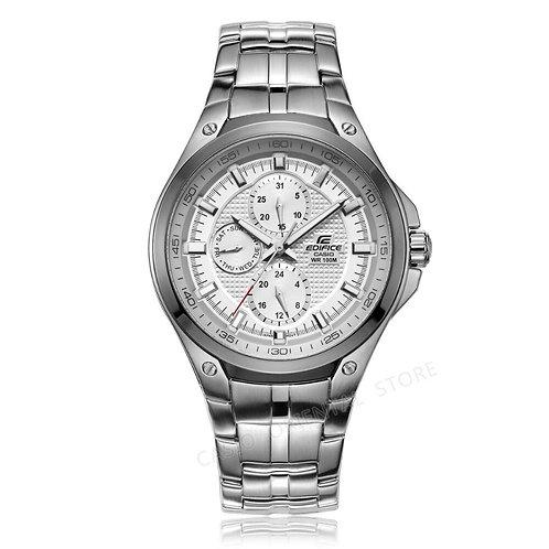 Casio Edifice Watch Men's Gift Wristwatch Waterproof Design Fashion Quartz Men