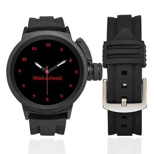 Fashion Red Wakerlook Men's Sport Watch
