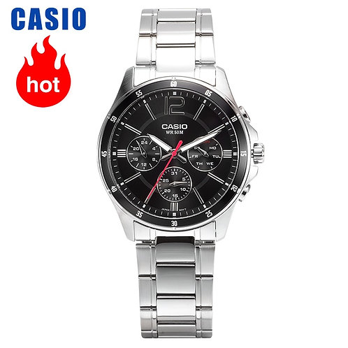 Casio Watch Men's Business Casual Pointer Series