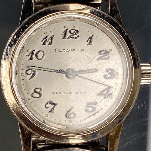 Ladies Vintage Caravelle Mechanical Wristwatch