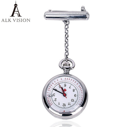 ALK VISION Nurse Watch Fob Nurse Pocket Watch Doctor 2017 Top Brand Quartz