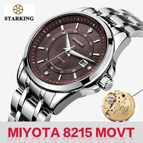 STARKING Luxury Brand Men Mechanical Watch Japan Movt Automatic Self-Wind