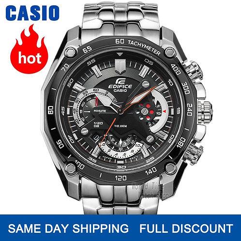 Casio Watch Edifice Watch Men Brand Luxury Quartz Waterproof Chronograph Men