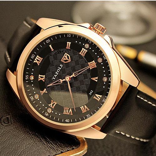 YAZOLE Top Brand Luxury Business Watch Men Fashion Sport Watches Men's Watch