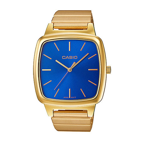 Casio Gold Women's Watch 50 Meters Waterproof Simple Fashion Pointer Series