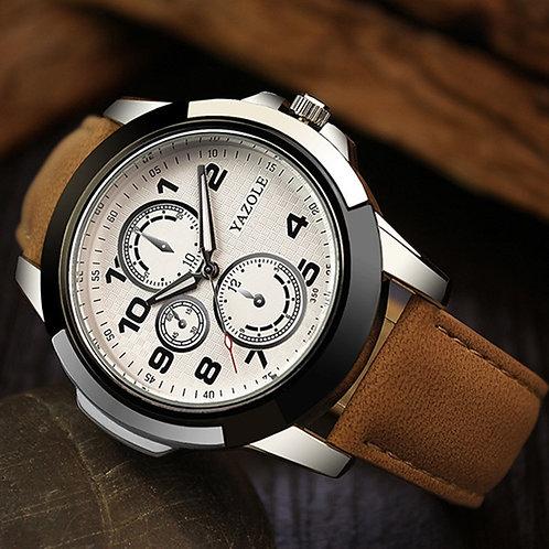 New YAZOLE Fashion Top Brand Luminous Sport Watch Waterproof Military Watch Men
