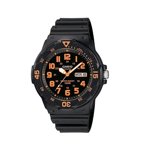 Casio Men's Analog Sport Watch  %100 Original Luxury Set 100 Atm Waterproof