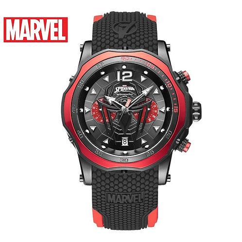 Disney Marvel Men's Watch Spider-Man Waterproof Quartz Watch Casual