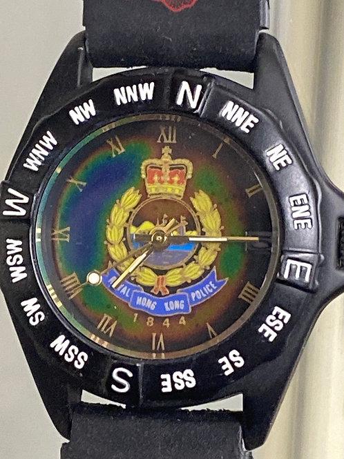Hong Kong Royal Police Color Changing Dial Watch