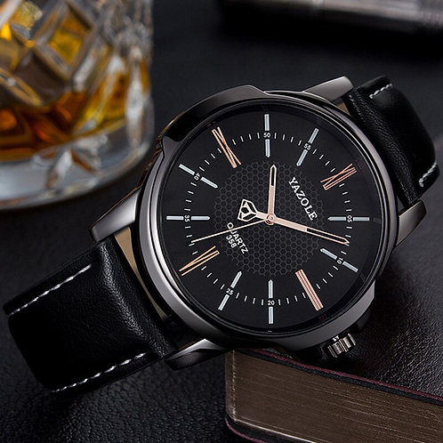 YAZOLE Mens Watches Top Brand Luxury Dress Male Clock Business Men's