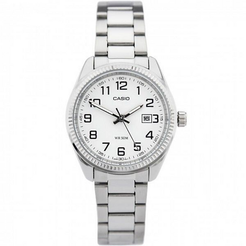 Casio Women Original Watches 5 Atm Waterproof Modern Watch