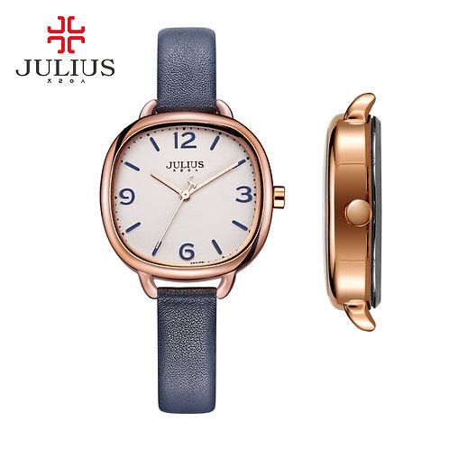 New Julius Women's Watch Japan Quartz Hours Cute Fine Fashion Dress