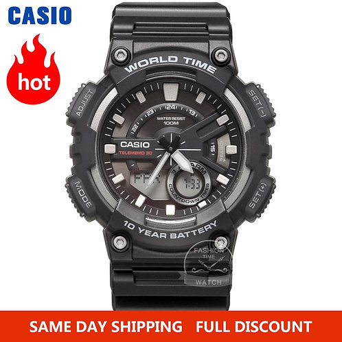 Casio Watch Selling Watch Men Top Luxury Set LED Military Digital Watch Sport