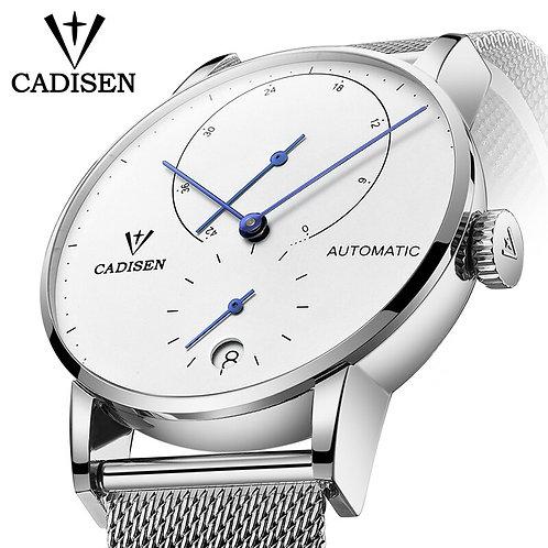 Mens Watches CADISEN 2019 Top Luxury Brand  Automatic Mechanical Watch Men