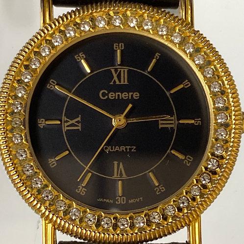 Ladies Classic Elegance Cenere Quartz Wristwatch