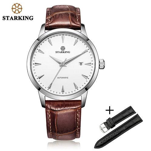 STARKING Man Wrist Watch High Beats Mechanical Movement Automatic Watch