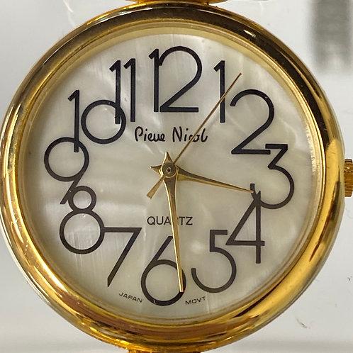 Ladies Stunning Abalone Pieue Niool Quartz Wristwatch