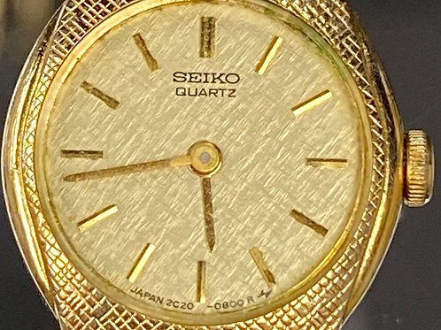 Ladies Classic Seiko Quartz Wristwatch