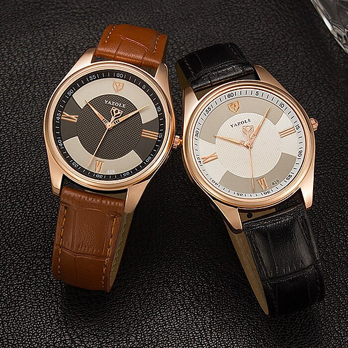 YAZOLE Wrist Watch Men Top Brand Luxury Famous Male Clock Quartz Watch