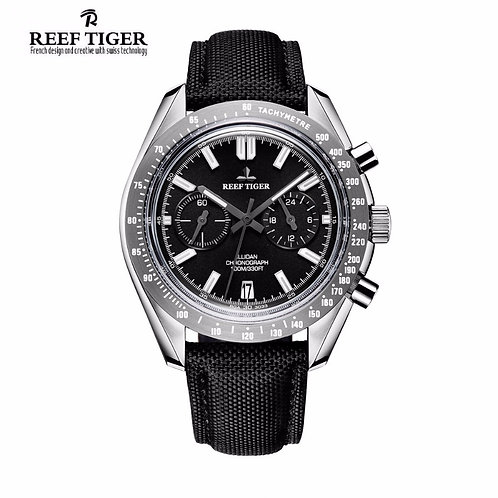 2020 New Reef Tiger/Rt Brand Designer Mens Watch With Chronograph Date