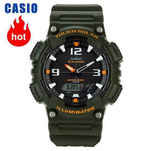 Casio Men's Watch Student Sports Light Dual Display AQ-S810W-3A