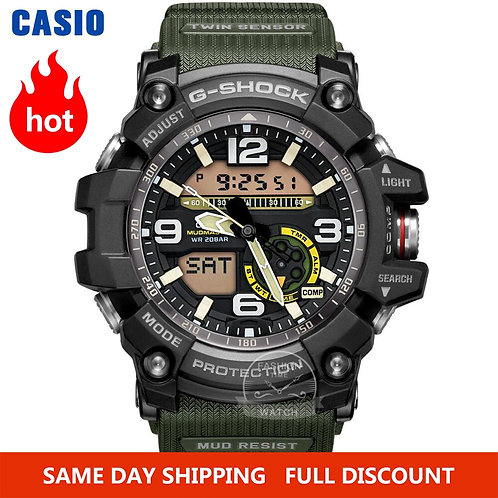 Casio Watch G-Shock Watch Men Top Luxury Set Military LED Relogio Digital Watch