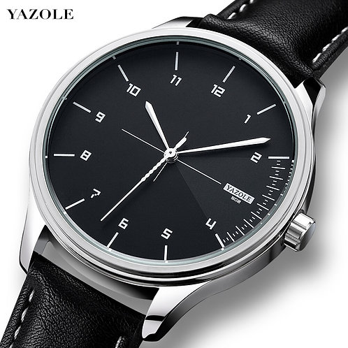 YAZOLE Men's Watch Top Brand Luxury Watch Men Fashion Simple and Stylish