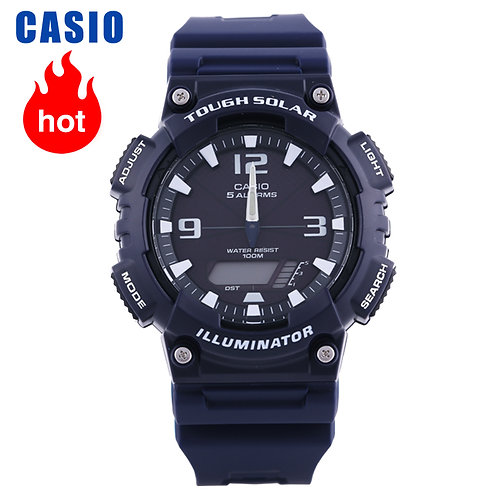 Casio Watches Fashion Sports Men's Watches AQ-S810W-2A2
