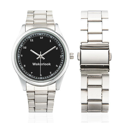 Wakerlook Men's Stainless Steel Watch