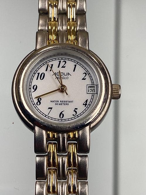 Ladies Acqua Indiglo Wristwatch