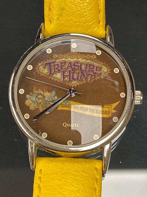 Unisex Treasure Hunt Bright Fun Quartz Wristwatch
