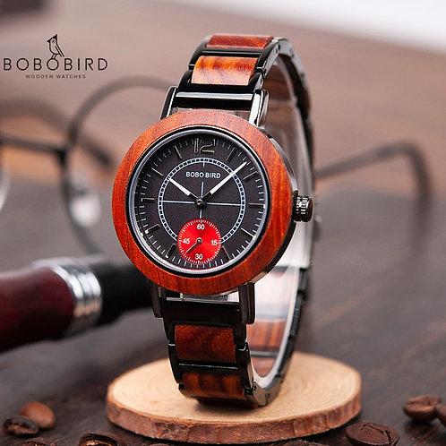 Relogio Masculino BOBO BIRD Wood Lovers' Watches Top Brand Luxury Men Watch