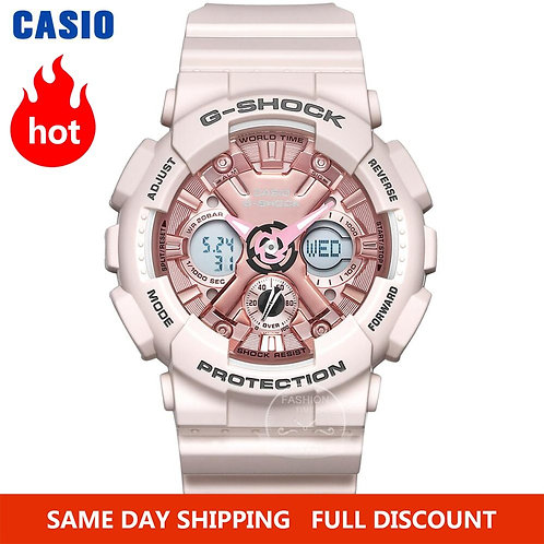 Casio Watch G Shock Women Watches Top Brand Luxury LED Digital Sport Waterproof