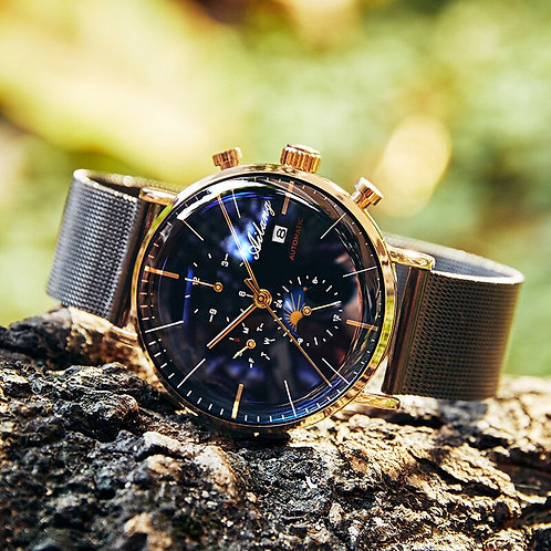 AILANG Design Brand Automatic Swiss Watch Men Mechanical Diver Watches Men's