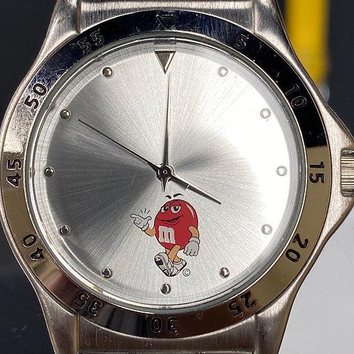 Men's Collectors M&M Quartz Wristwatch