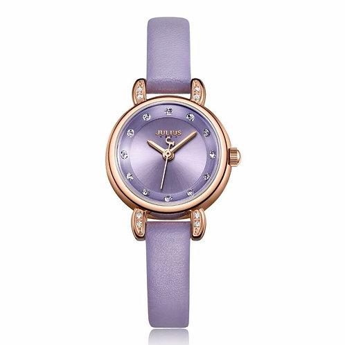 New Small Mini Women's Watch Miyota Quartz Hours Fine Fashion Woman