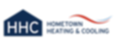 Logo for Hometown Heating and Cooling