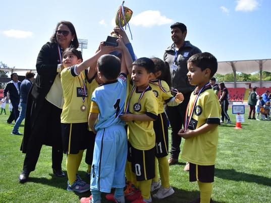 Finalización Copa Inés Sylvester 2019