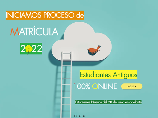 MATRÍCULAS 2022