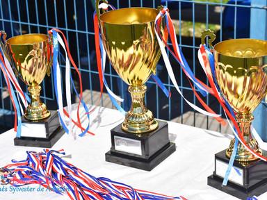 Finalización Campeonato de Fútbol