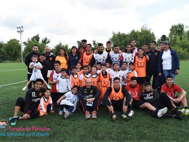 Finalización Taller Fútbol
